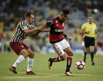 足球-巴西 免版税库存图片