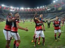 足球-巴西 图库摄影