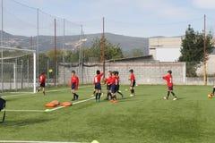足球 图库摄影