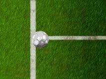 足球 免版税图库摄影