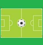 足球 免版税库存照片