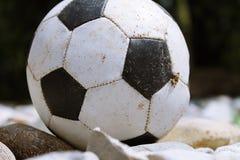 足球 库存照片