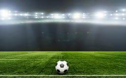 足球bal.football, 橄榄球, 免版税库存照片