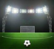 足球bal.football, 橄榄球, 免版税库存图片