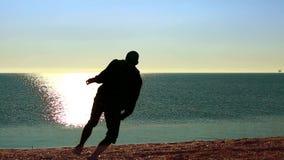 跑往海 影视素材