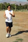 跑步 库存照片