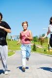 跑步 库存图片