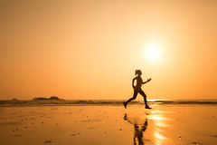 跑步 图库摄影