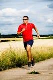 跑步 免版税库存图片