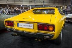跑车法拉利308 GT4迪诺, 1977年 免版税库存照片