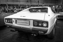 跑车法拉利308 GT4迪诺, 1977年 免版税图库摄影