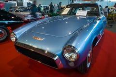 跑车菲亚特1500 GT吉阿, 1964年 免版税库存图片