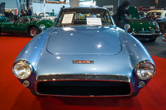 跑车菲亚特1500 GT吉阿, 1964年 库存照片
