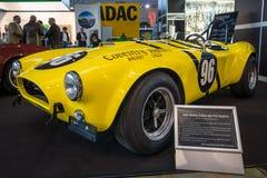 跑车谢尔比眼镜蛇289 FIA Replica, 1967年 免版税库存图片
