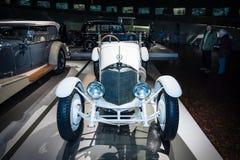 跑车默西迪丝10/40 PS 1923年 免版税图库摄影
