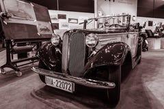 跑车BMW 319 Sportcabriolet, 1936年 库存图片