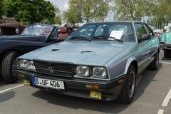跑车Maserati Biturbo (Tipo 116) 免版税库存图片