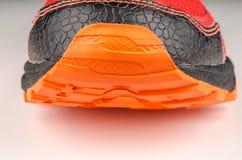 跑鞋 免版税库存照片