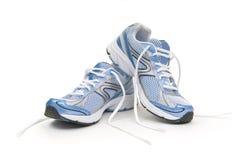 跑鞋 库存图片