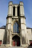 跟特,富兰德,比利时 免版税图库摄影