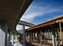 跨境的建筑 免版税库存照片
