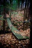 跨接木头 免版税库存照片