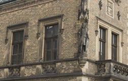 跨接查尔斯捷克黎明布拉格共和国 免版税库存图片
