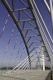 跨接结构上的桁架 免版税图库摄影