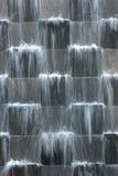 跨步瀑布 库存照片