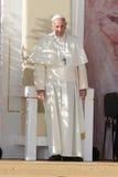 跨的教皇弗朗西斯的世界青年日2016年方式 库存图片