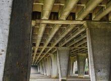 跨线桥2 免版税库存照片