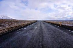 路冰岛 库存照片