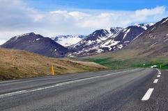 路和山 免版税库存图片