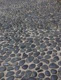 路径小卵石 免版税图库摄影
