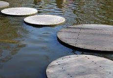 路径水 免版税库存图片