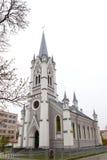 路德教会的kirche 库存照片