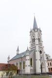 路德教会的kirche 库存图片