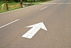路指示II 库存照片