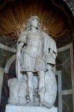 路易十四雕象在凡尔赛 库存照片