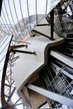 路易威登基础的当代艺术博物馆 库存图片