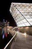 路易斯・新加坡存储vuitton 免版税库存照片