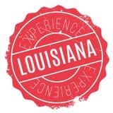 路易斯安那不加考虑表赞同的人 免版税图库摄影