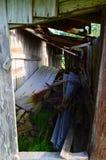 路易斯安那看谷仓的清早05  库存图片