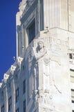 路易斯安那,巴吞鲁日的状态国会大厦 库存照片