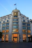 路易斯Vuitton存储 库存图片