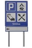 路标 免版税图库摄影