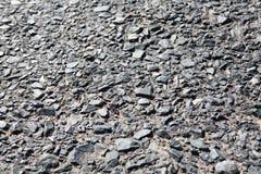 路沥青纹理 抽象路面背景 免版税库存图片