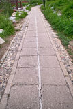 路石头 免版税库存图片