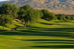 路线加利高尔夫球运动员签名 免版税库存图片