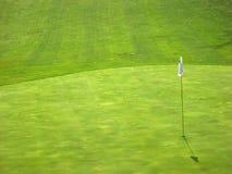 路线高尔夫球 向量例证